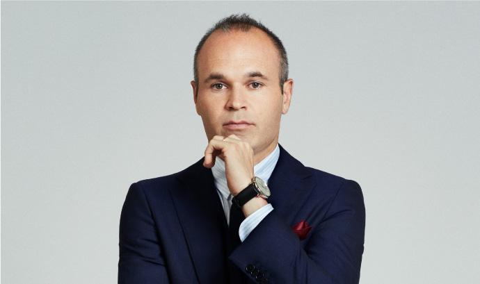 """リブ・コンサルティング""""CEO"""" アンドレス イニエスタ選手"""